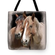 Forever Friends Tote Bag by Daniel Hagerman