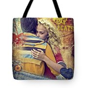 Forever Tote Bag by Mo T
