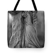 Forgiven Tote Bag by Randy Pollard