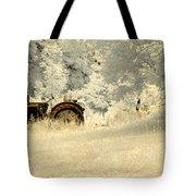 Forgotten Harvest Tote Bag by Luke Moore