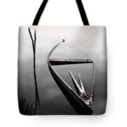 Forgotten In Time Tote Bag by Jorge Maia
