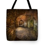 Fort Macomb Tote Bag by David Morefield