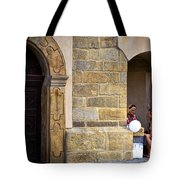 Fortune Telling Tote Bag by Joanna Madloch