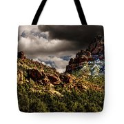 Four Seasons Tote Bag by Jon Burch Photography