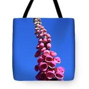 Foxglove  Tote Bag by Aidan Moran