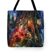 Foxglove Ball Tote Bag by Aimee Stewart