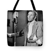 Frank Sinatra Tote Bag by Mountain Dreams