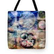 Free From Rules Tote Bag by Angelina Vick