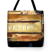 Free Ride Tote Bag by Molly Poole