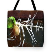 Free To Be Tote Bag by Shirley Sirois