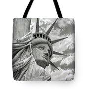 Freedom Tote Bag by Sarah Batalka