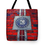 Freedom Trail Tote Bag by Benjamin Yeager