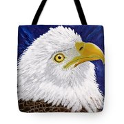 Freedom's Hope Tote Bag by Vicki Maheu
