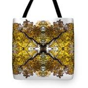 Freefall Tote Bag by Debra and Dave Vanderlaan