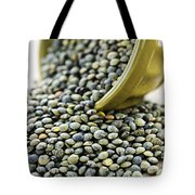 French Lentils Tote Bag by Elena Elisseeva