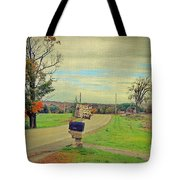 Fresh Eggs Tote Bag by Deborah Benoit