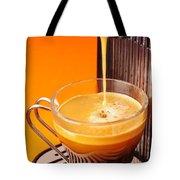 Fresh Espresso Tote Bag by Carlos Caetano