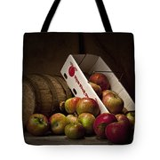 Fresh From The Orchard I Tote Bag by Tom Mc Nemar