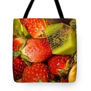 Fresh Fruit Salad Tote Bag by Tomi Junger