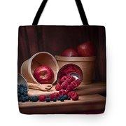 Fresh Fruits Still Life Tote Bag by Tom Mc Nemar
