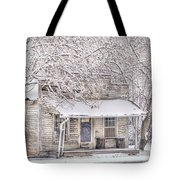 Freshwater Grocery Tote Bag by Benanne Stiens