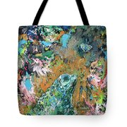 FROG and FLY Tote Bag by Fabrizio Cassetta