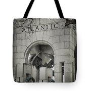 From The Atlantic Tote Bag by Joan Carroll