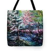 From The Earth Tote Bag by Meaghan Troup