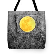 Full Moon Tote Bag by Rebecca Sherman