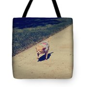 Full Speed Ahead Tote Bag by Laurie Search