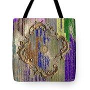 Funky British Shilling Tote Bag by Joseph Baril