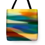 Fury Seascape 1 Tote Bag by Amy Vangsgard
