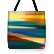 Fury Seascape 6 Tote Bag by Amy Vangsgard