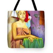 Gaby Tote Bag by Marlene Book