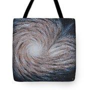 Galactic Amazing Dance Tote Bag by Georgeta  Blanaru