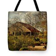 Garden Fantasy Tote Bag by Linda Unger