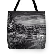 Garden Of The Gods 20 Tote Bag by F Leblanc