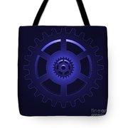 gear - cog wheel Tote Bag by Michal Boubin