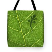 Gecko Tote Bag by Aged Pixel
