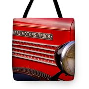 General Motors Truck Tote Bag by Thomas Young