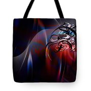 Geometric 6 Tote Bag by Mark Ashkenazi
