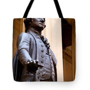 George Washington Tote Bag by Brian Jannsen