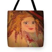 Georgiana Tote Bag by Judith Desrosiers