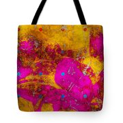 Gerberie - Fst01bca Tote Bag by Variance Collections