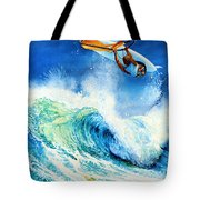 Getting Air Tote Bag by Hanne Lore Koehler