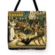 Gilmore And Leonard  Tote Bag by Aged Pixel