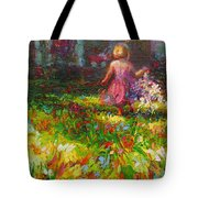 Girls will be Girls Tote Bag by Talya Johnson
