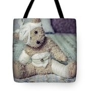Give Me Some Comfort Tote Bag by Joana Kruse