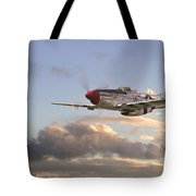 Glamorous Gal Tote Bag by Pat Speirs