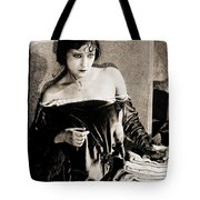 Gloria Swanson Tote Bag by Studio Release